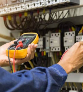 electrical contractor troubleshooting system