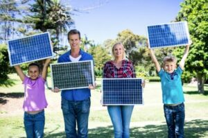 benefits of solar power at home