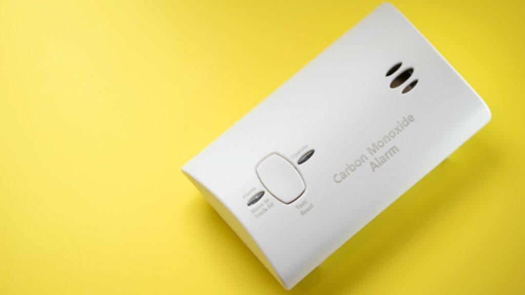 carbon monoxide detector inspection