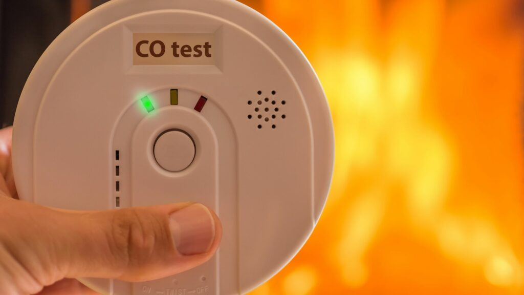 carbon monoxide detector expiring