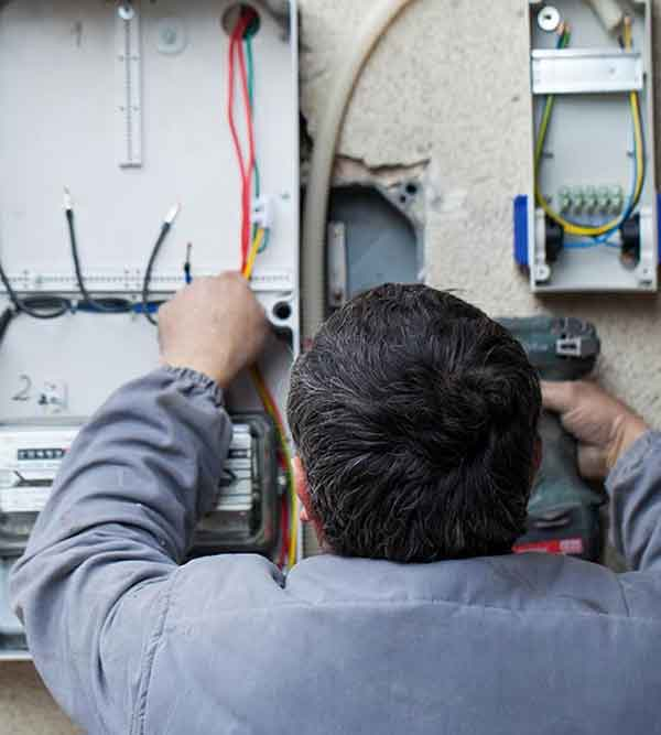 who can replace an electrical panel
