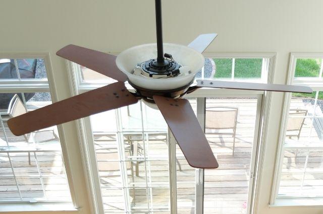ceiling fan maintenance